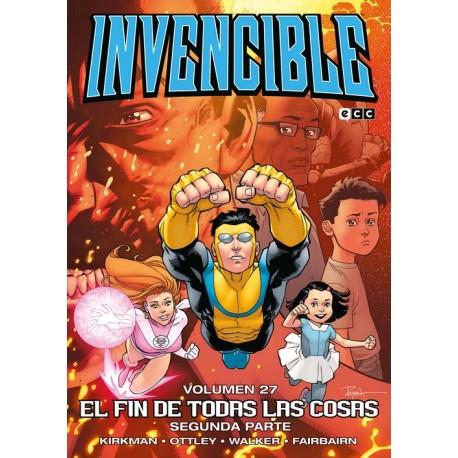 INVENCIBLE Núm. 27: EL FIN DE TODAS LAS COSAS. SEGUNDA PARTE