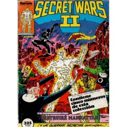 SECRET WARS II. RETAPADO