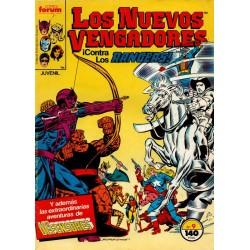 LOS NUEVOS VENGADORES Núm 9