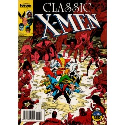CLASSIC X-MEN Núm 14