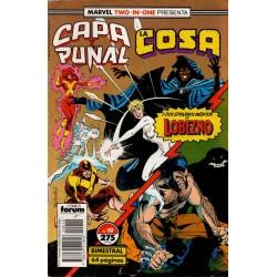 CAPA Y PUÑAL/ LA COSA Núm. 19