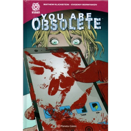 YOU ARE OBSOLUTE