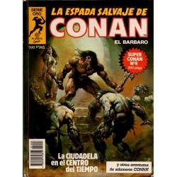 LA ESPADA SALVAJE DE CONAN. SUPER CONAN Núm 8