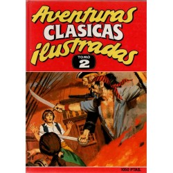 AVENTURAS CLÁSICAS ILUSTRADAS Núm. 2