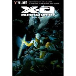 X-O MANOWAR. EDICIÓN DE LUJO 1
