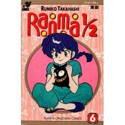 RANMA 1/2 Núm. 6