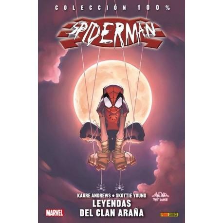 SPIDERMAN: LEYENDAS DEL CLAN ARAÑA