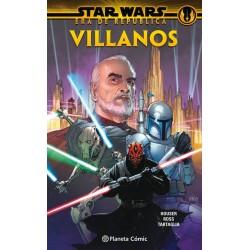 STAR WARS ERA DE REPÚBLICA: VILLANOS
