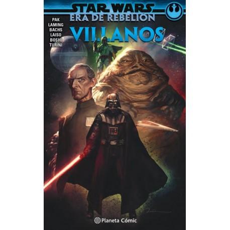 STAR WARS ERA DE REBELIÓN: VILLANOS