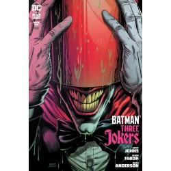 BATMAN THREE JOKERS VARIANT COVER