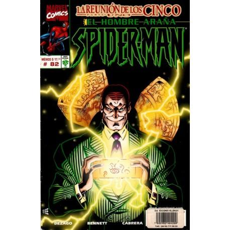 SPIDERMAN Vol 4 Núm. 82