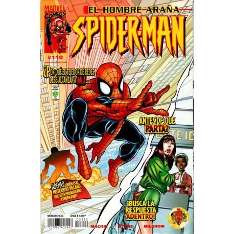 SPIDERMAN Vol 5 Núm. 110
