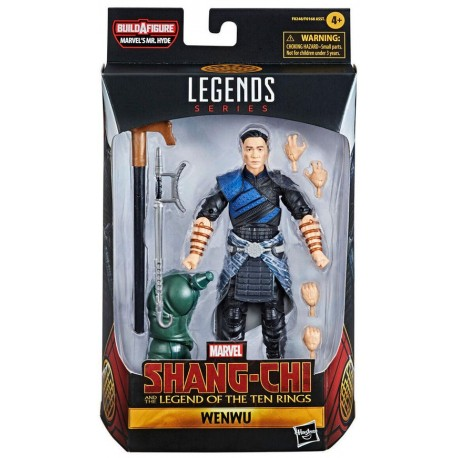 FIGURA WENWU SHANG-CHI AND THE LEGEND OF THE TEN RINGS