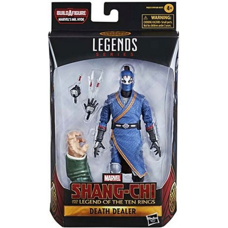 FIGURA DEATH DEALER SHANG-CH AND THE LEGEND OF THE TEN RINGS