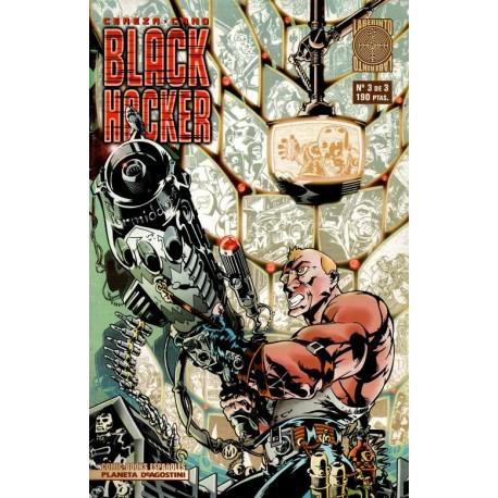 BLACK HACKER Núm. 3