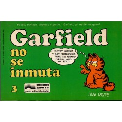 GARFIELD Núm. 3