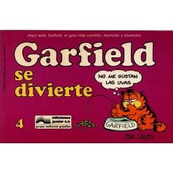 GARFIELD Núm. 4