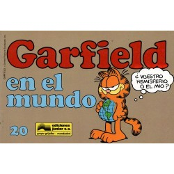 GARFIELD Núm. 20