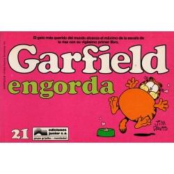 GARFIELD Núm. 21