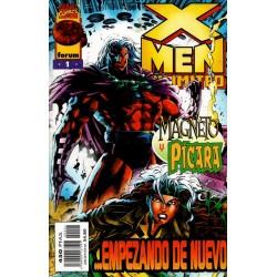 X-MEN: UNLIMITED Núm 1