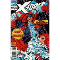 X-FORCE Núm 2