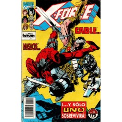 X-FORCE Núm 15
