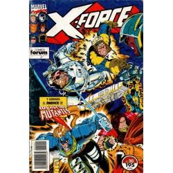 X-FORCE Núm 20
