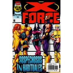 X-FORCE VOL 2 Núm. 11