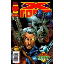 X-FORCE VOL 2 Núm. 20