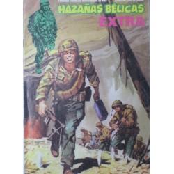 "HAZAÑAS BÉLICAS. EXTRA.Núm. 40. "" Ataque inesperado ""."
