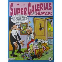 SUPER GALERIAS DEL HUMOR. NÚM.4 RETAPADO.