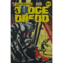 JUDGE DREDD Núm 14