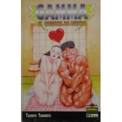 GAMMA, EL HOMBRE DE HIERRO Núm 5