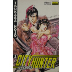CITY HUNTER Núm 1