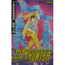 CITY HUNTER Núm 10