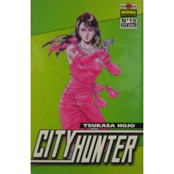 CITY HUNTER Núm 19