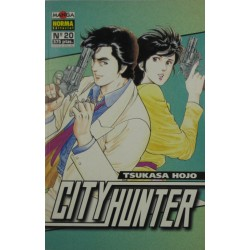 CITY HUNTER Núm 20