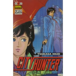 CITY HUNTER Núm 23