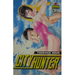 CITY HUNTER Núm 27