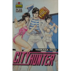 CITY HUNTER Núm 28