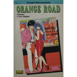 ORANGE ROAD Núm 6