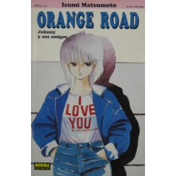 ORANGE ROAD Núm 7