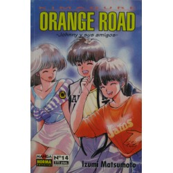 ORANGE ROAD Núm14