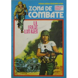 ZONA DE COMBATE Núm.36. LA ERA DE LOS ASES