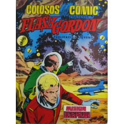 FLASH GORDON. Núm 25 COLOSOS DEL COMIC