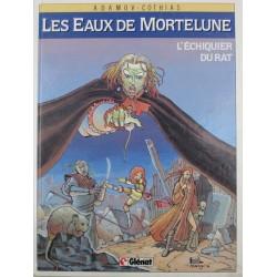 LES EAUX DE MORTELUNE. Vol 1. L'ÉCHIQUIER DU RAT