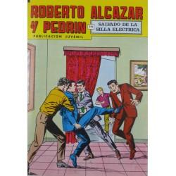 """ROBERTO ALCAZAR Y PEDRÍN  Núm. 214. """" HUELLAS DEL PASADO""""."""