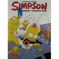 """SIMPSON """"EL ASOMBROSO Y GIGANTESCO HOMER"""" Núm 11"""