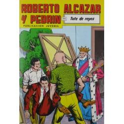"""ROBERTO ALCAZAR Y PEDRÍN  Núm. 229. """" TUTE DE REYES"""""""