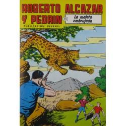 """ROBERTO ALCAZAR Y PEDRÍN  Núm. 234. """"LA MALETA EMBRUJADA""""."""